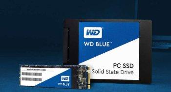 Nå kommer WD Blue og Green som SSD