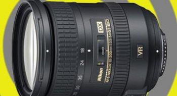 Nikon har mer på lager