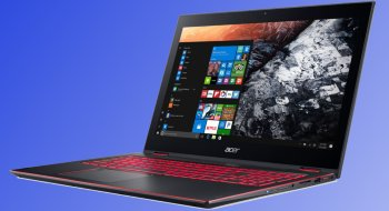 Acer slipper spillbærbar for deg som ikke har <i>så</i> store krav