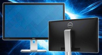 Dell sniklanserer to nye UHD-skjermer