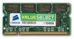 Corsair ValueSelect DDR2 SO-DIMM 667MHz 2GB CL5 (2x1GB)