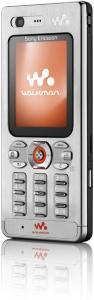 Sony Ericsson W880i med abonnement