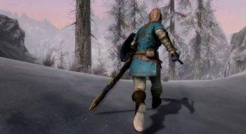 Nå kommer Link til Skyrim