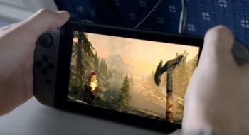 Nå er det bekreftet: Skyrim kommer til Nintendo Switch