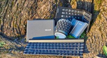 Test: Microsoft Universal Foldable Keyboard