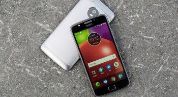 Test: Motorola E4