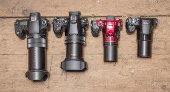 Test: Canon PowerShot SX540 HS