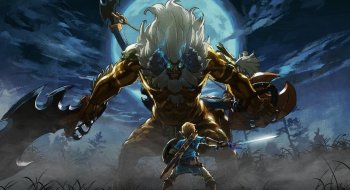 The Legend of Zelda: Breath of the Wilds første utvidelse kommer om to uker