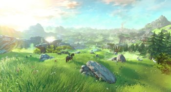Neste The Legend of Zelda blir massivt