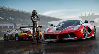 Svi gummi i Forza Motorsport 7-demoen
