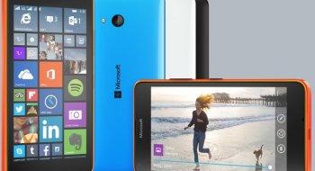Microsoft lanserte to nye Windows 10-klare Lumia-modeller