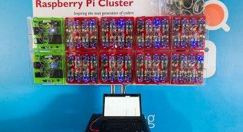 Dette skal være verdens største Raspberry Pi-cluster
