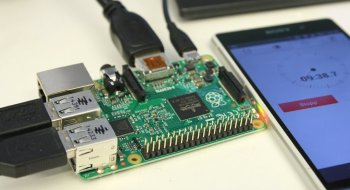 Test: Raspberry Pi 2 Model B
