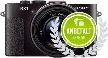 Test: Sony Cyber-shot RX1