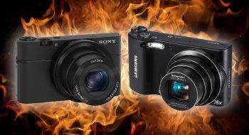 De 10 mest populære digitalkameraene