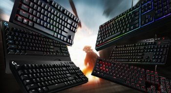 Test: Logitech G PRO Gaming Tastatur