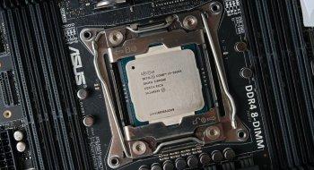 Test: Intel Core i7-5960X