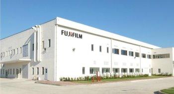Fujifilm åpner ny fabrikk