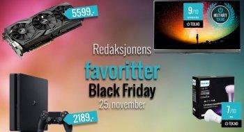 Dette er Black Friday-tilbudene du bør slå til på