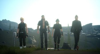 Square Enix ønsker å gi ut den fulle Final Fantasy XV-opplevelsen på Switch
