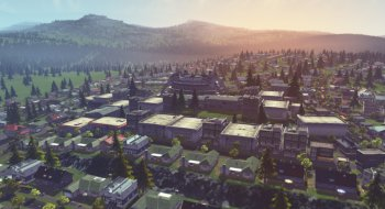 Mørket senker seg over Cities: Skylines