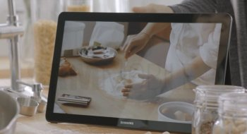Rykte: Her er de første bildene av Samsungs 18,4-tommer store nettbrett