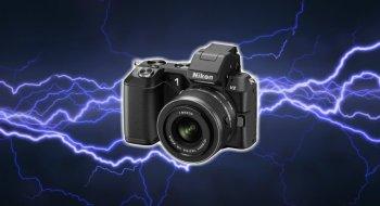 Nikon med nytt speilløst kamera