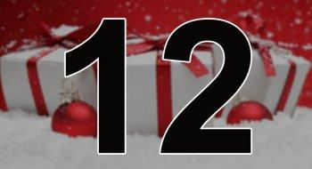 Konkurranse: Vi er halvveis til jul, og åpner vår tolvte luke