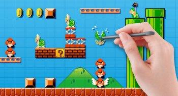Lag dine egne Mario-nivåer