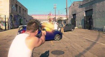 Se Grand Theft Auto V gjenskapt i Los Angeles