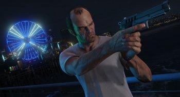 Grand Theft Auto V får historiepåbygg neste år