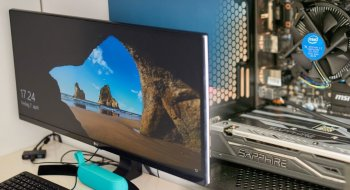 Feature: Et kontor med ålreit gamingoppsett trenger ikke være så dyrt
