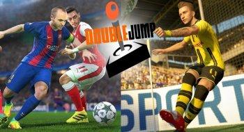 Podkast: Hvilket spill er best av Pro Evolution Soccer 2017 og FIFA 17?
