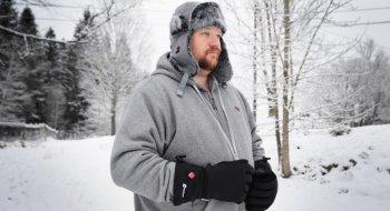 Test: Venture Heat Oppvarmet Jegerlue