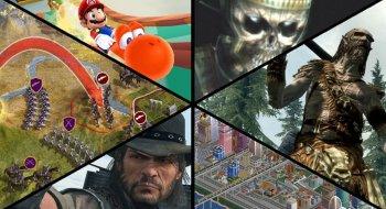Feature: Her er spillsjangrene vi liker aller best
