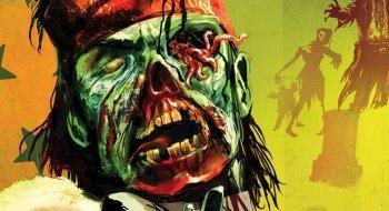 Nå kommer zombiene til Red Dead Redemption