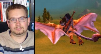 Feature: Han hadde aldri spilt World of Warcraft før