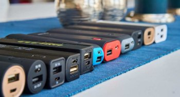 Test: Biltema powerpack 2200 mAh