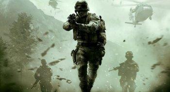Du <em>må</em> ha Infinite Warfare-disken i konsollen for å spille Modern Warfare Remastered