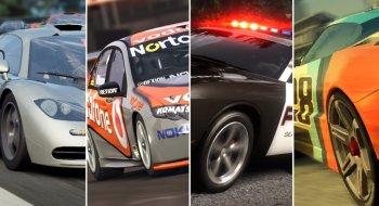 Feature: De 5 beste racingspillene akkurat nå