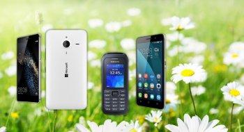 Guide: Her er maimobilene Butikkene bugner av mobilnyheter i mai