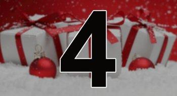 Konkurranse: Vi åpner luke nummer fire i julekalenderen