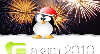 Konkurranse: Akams romjulskalender, 25. desember