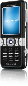 Sony Ericsson K550i med abonnement