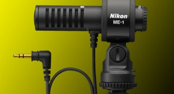 Nikons første mic