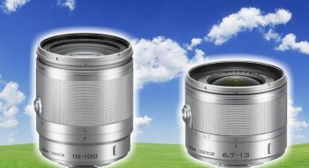 Nikon lanserte to nye objektiver