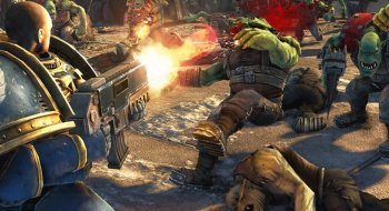 Warhammer: Space Marine i sommer
