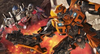Test: Transformers: Dark of the Moon