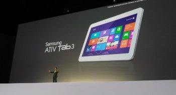 Test: Samsung Ativ Tab P8510