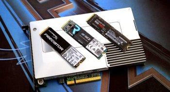 Test: Kingston HyperX Predator PCIe HHHL 480GB